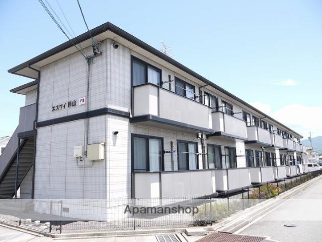 長野県松本市、松本駅バス20分下二子下車後徒歩7分の築15年 2階建の賃貸アパート