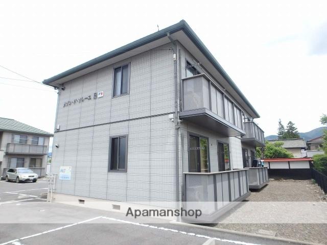 長野県松本市、村井駅徒歩6分の築13年 2階建の賃貸アパート