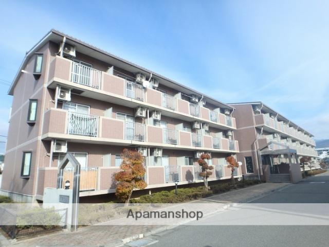 長野県松本市、南松本駅徒歩15分の築23年 3階建の賃貸マンション