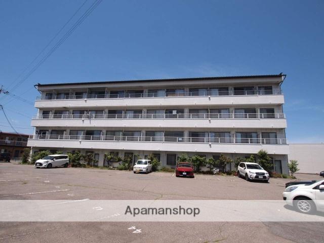 長野県塩尻市、広丘駅徒歩17分の築26年 4階建の賃貸マンション