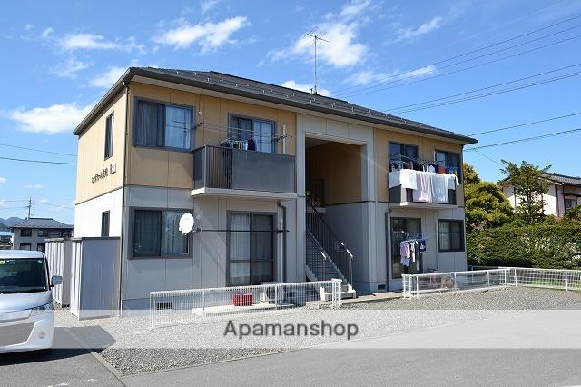 長野県松本市、波田駅徒歩12分の築14年 2階建の賃貸アパート