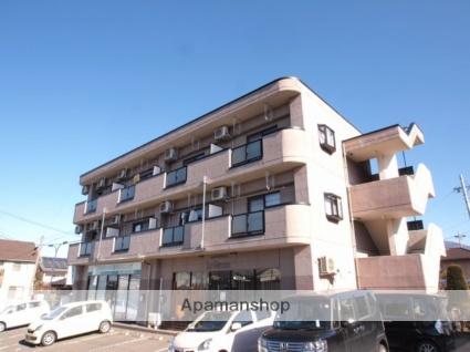 長野県塩尻市、塩尻駅徒歩3分の築18年 3階建の賃貸マンション