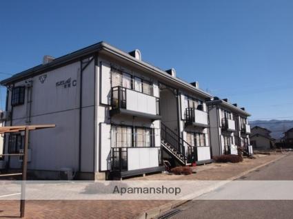 長野県塩尻市、塩尻駅徒歩14分の築23年 2階建の賃貸アパート