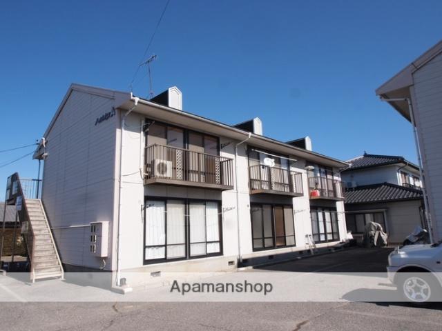 長野県塩尻市、広丘駅徒歩30分の築28年 2階建の賃貸アパート