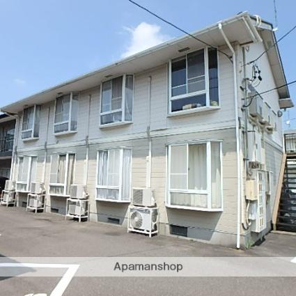 長野県塩尻市、広丘駅徒歩15分の築21年 2階建の賃貸アパート