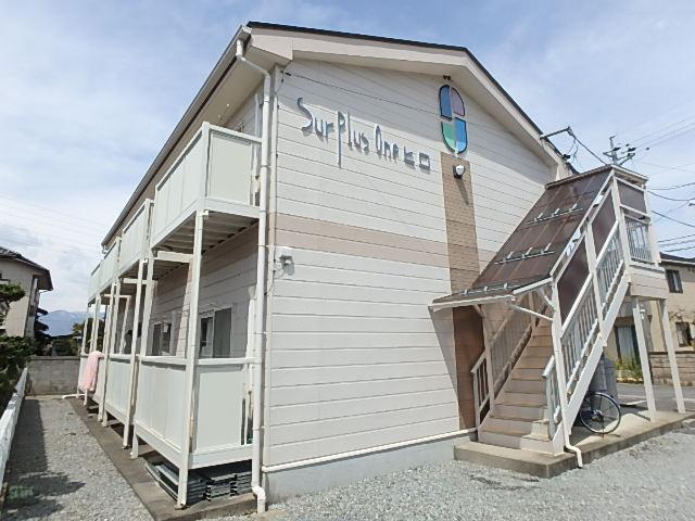 長野県塩尻市、広丘駅徒歩6分の築22年 2階建の賃貸アパート