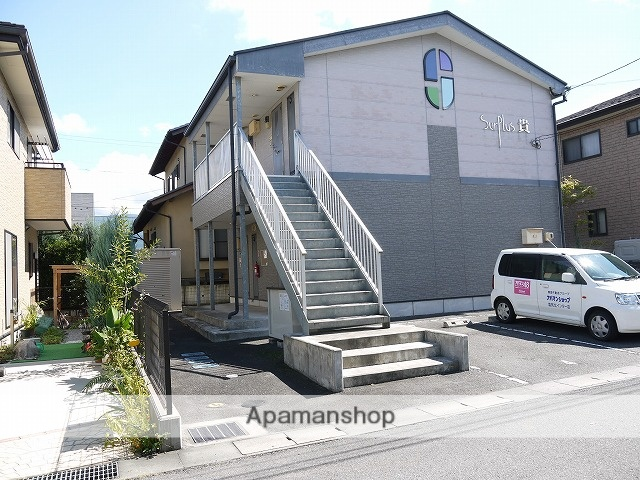 長野県塩尻市、広丘駅徒歩23分の築17年 2階建の賃貸アパート