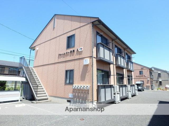 長野県松本市、南松本駅徒歩22分の築13年 2階建の賃貸アパート
