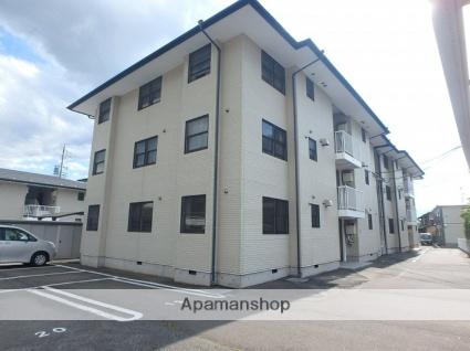 長野県松本市、南松本駅徒歩17分の築18年 3階建の賃貸アパート