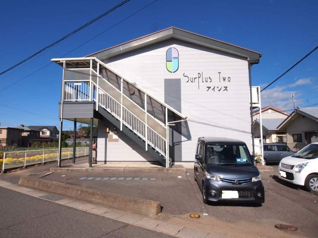 長野県塩尻市、広丘駅徒歩12分の築21年 2階建の賃貸アパート