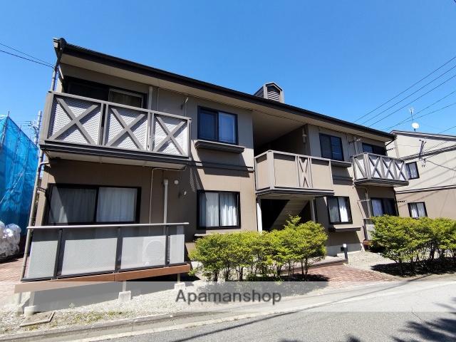 長野県松本市、南松本駅徒歩30分の築23年 2階建の賃貸アパート