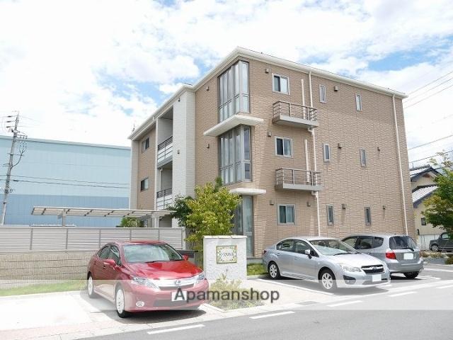 長野県松本市、南松本駅徒歩29分の築3年 3階建の賃貸マンション