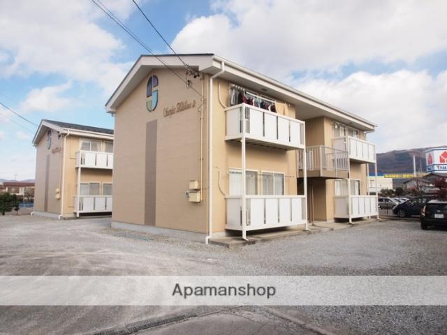 長野県塩尻市、広丘駅徒歩20分の築20年 2階建の賃貸アパート