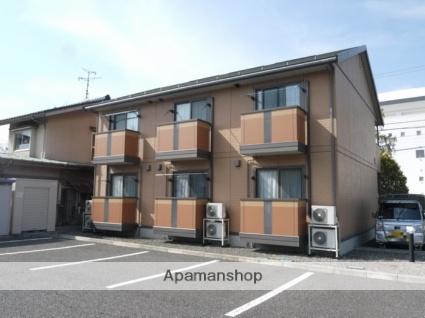 長野県塩尻市、塩尻駅徒歩20分の築10年 2階建の賃貸アパート