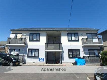 長野県塩尻市、塩尻駅徒歩11分の築22年 2階建の賃貸アパート