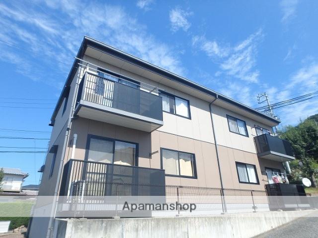 長野県松本市、南松本駅徒歩30分の築18年 2階建の賃貸アパート