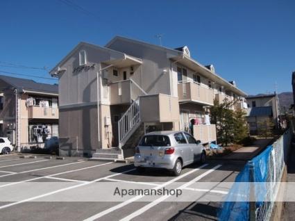 長野県塩尻市、塩尻駅徒歩17分の築27年 2階建の賃貸アパート