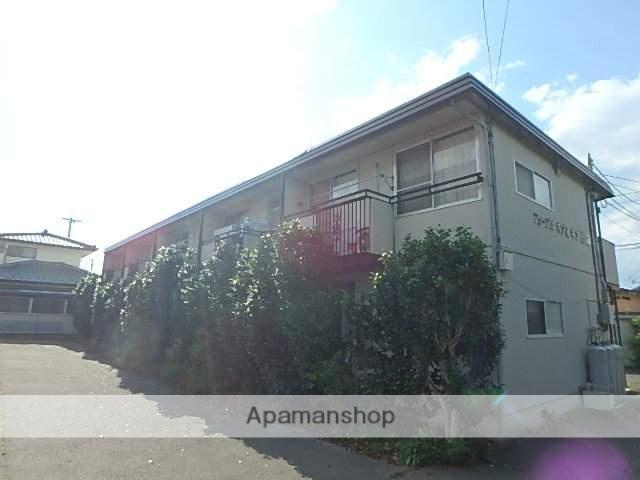 長野県塩尻市、広丘駅徒歩17分の築33年 2階建の賃貸アパート