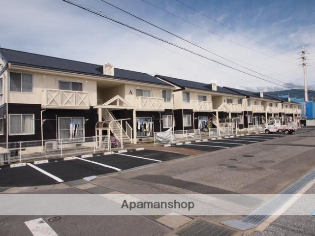 長野県塩尻市、広丘駅徒歩10分の築24年 2階建の賃貸アパート