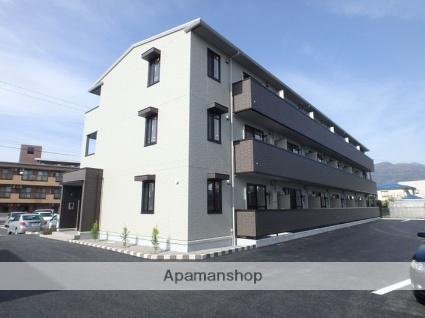 長野県松本市、南松本駅徒歩21分の築2年 3階建の賃貸アパート