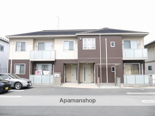 長野県松本市、平田駅徒歩72分の築6年 2階建の賃貸アパート