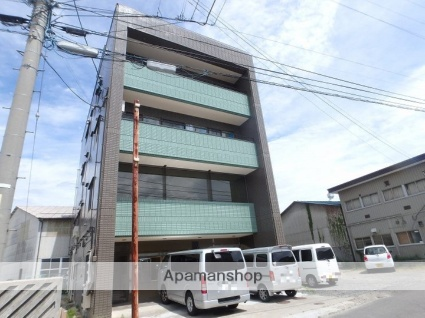 長野県松本市、南松本駅徒歩17分の築34年 4階建の賃貸マンション