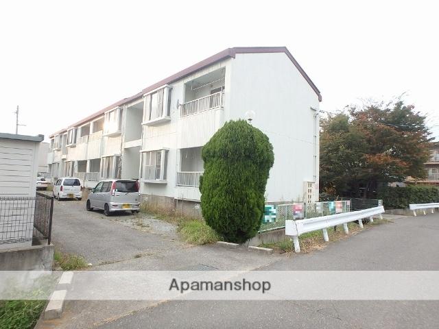 長野県松本市、南松本駅徒歩24分の築28年 2階建の賃貸マンション