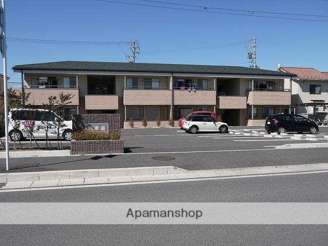 長野県塩尻市、広丘駅徒歩17分の築8年 2階建の賃貸アパート