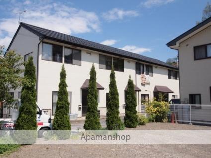 長野県塩尻市、塩尻駅徒歩18分の築28年 2階建の賃貸テラスハウス
