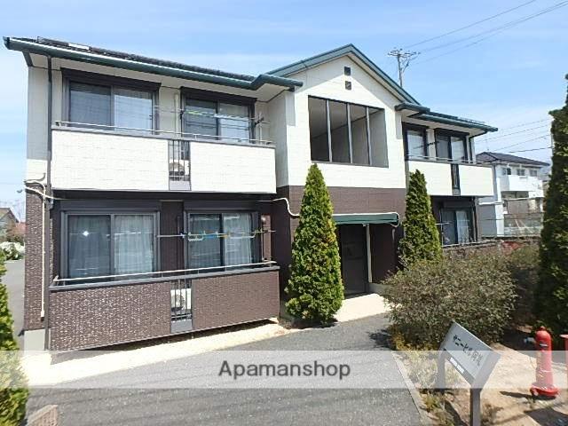長野県塩尻市、みどり湖駅徒歩27分の築12年 2階建の賃貸アパート