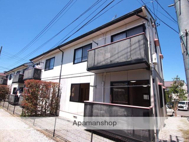 長野県塩尻市、みどり湖駅徒歩18分の築19年 2階建の賃貸アパート
