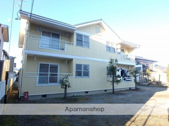 長野県松本市、下島駅徒歩10分の築20年 2階建の賃貸アパート