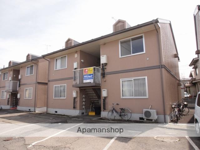 長野県塩尻市、広丘駅徒歩27分の築27年 2階建の賃貸アパート