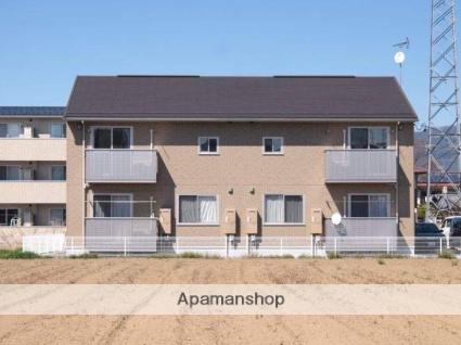 長野県松本市、南松本駅徒歩24分の新築 2階建の賃貸アパート