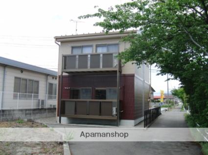 長野県松本市、南松本駅徒歩12分の築17年 2階建の賃貸アパート