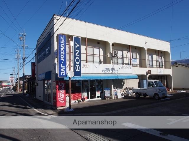 長野県塩尻市、塩尻駅徒歩12分の築36年 2階建の賃貸アパート