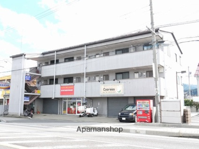 長野県塩尻市、塩尻駅徒歩15分の築22年 3階建の賃貸マンション