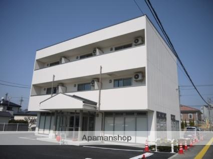 長野県松本市、松本駅徒歩10分の築3年 3階建の賃貸マンション