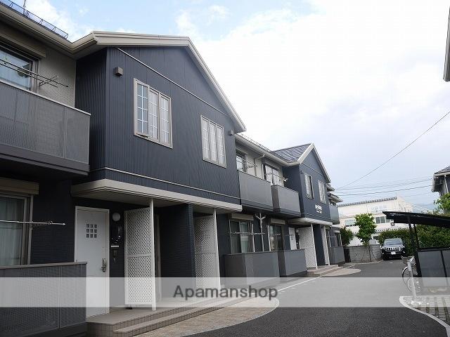 長野県松本市、松本駅バス17分下二子下車後徒歩8分の築9年 2階建の賃貸アパート