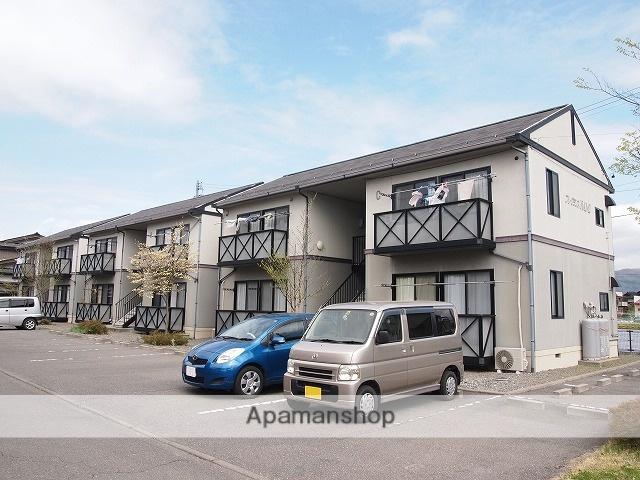 長野県諏訪市、上諏訪駅徒歩44分の築20年 2階建の賃貸アパート