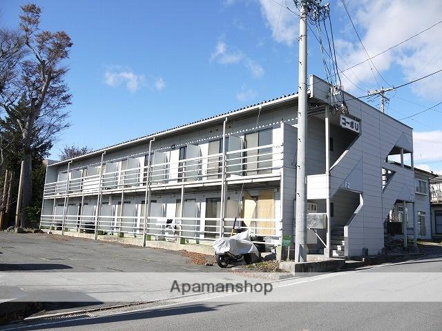 長野県岡谷市、岡谷駅徒歩34分の築27年 2階建の賃貸アパート