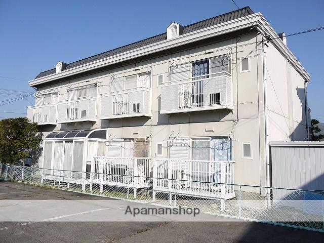 長野県岡谷市、下諏訪駅徒歩23分の築26年 2階建の賃貸アパート
