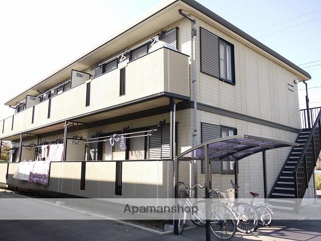 長野県諏訪郡下諏訪町、下諏訪駅徒歩17分の築19年 2階建の賃貸アパート