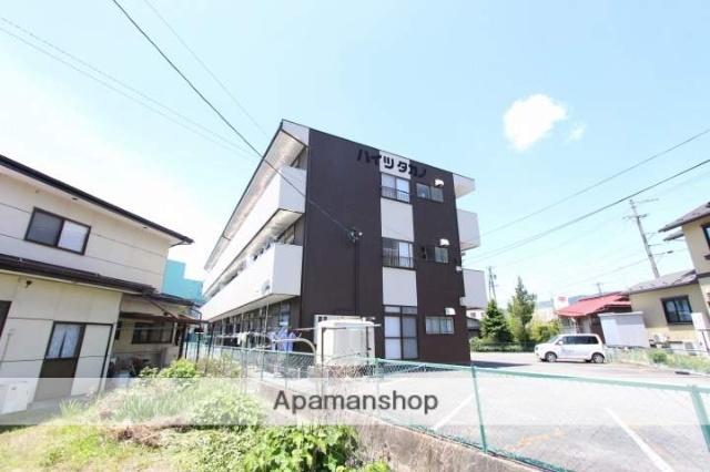 長野県諏訪郡下諏訪町、下諏訪駅徒歩5分の築25年 3階建の賃貸マンション