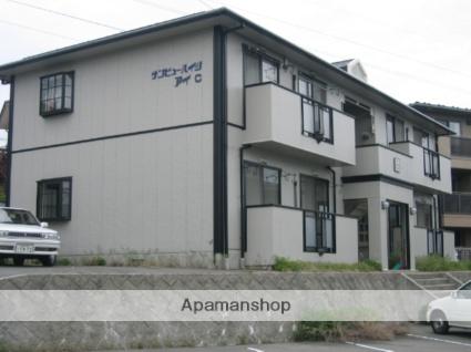 長野県岡谷市、岡谷駅徒歩51分の築25年 2階建の賃貸アパート