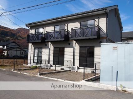 長野県諏訪市、上諏訪駅徒歩60分の築15年 2階建の賃貸アパート