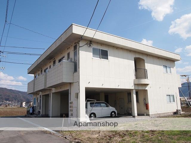 長野県諏訪市、上諏訪駅徒歩25分の築29年 2階建の賃貸アパート