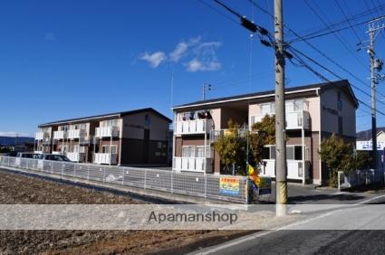 長野県諏訪市、上諏訪駅徒歩37分の築20年 2階建の賃貸アパート
