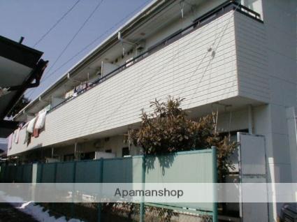 長野県岡谷市、岡谷駅徒歩40分の築26年 2階建の賃貸アパート