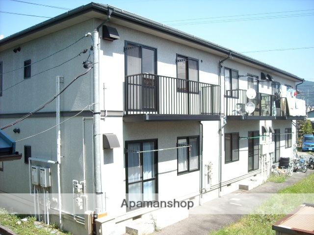 長野県諏訪郡下諏訪町、下諏訪駅徒歩20分の築21年 2階建の賃貸アパート